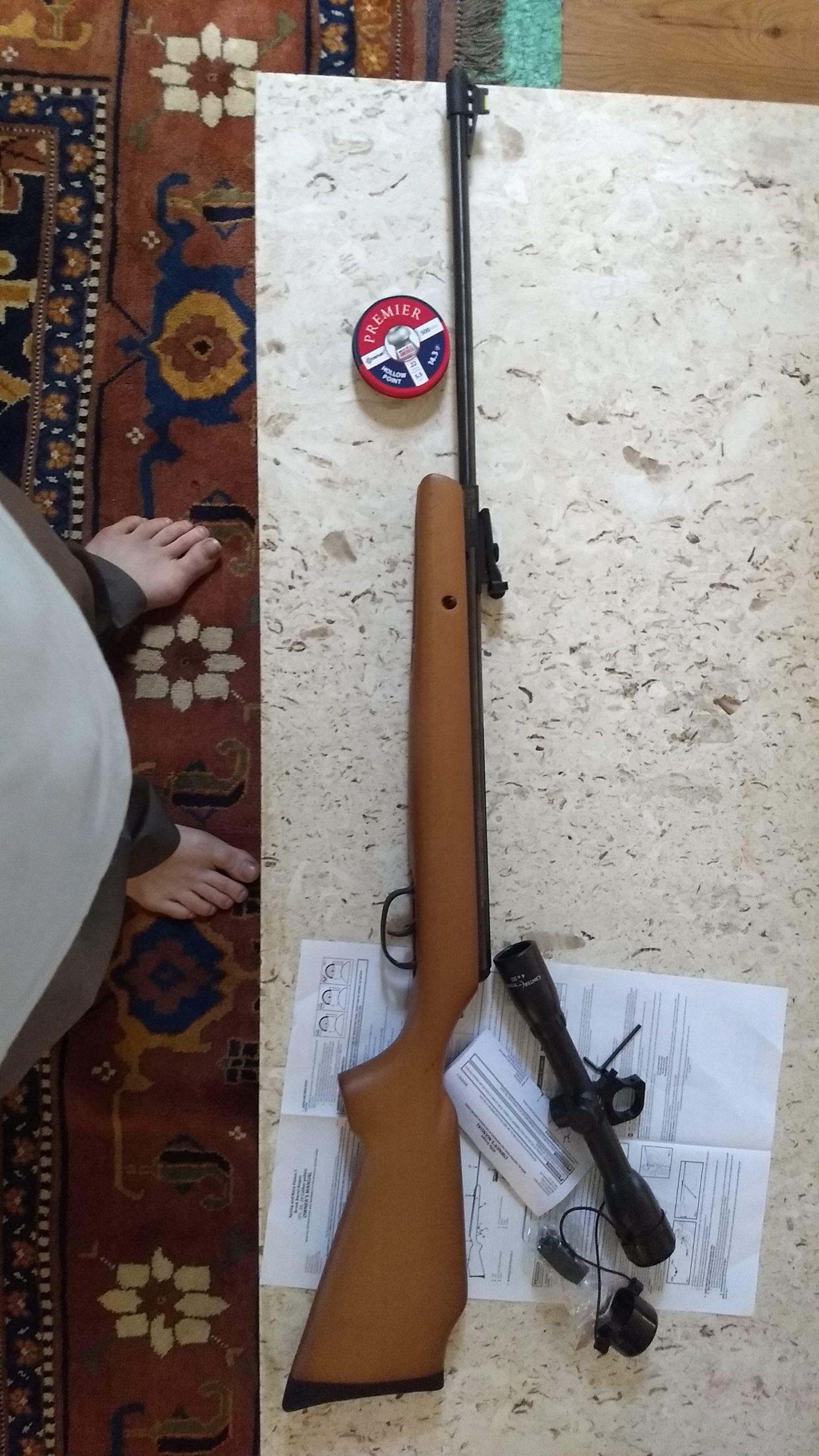 Crossman Air Rifle